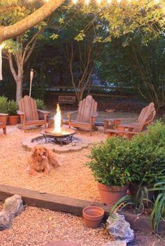 31 DIY Backyard Decorating Ideas