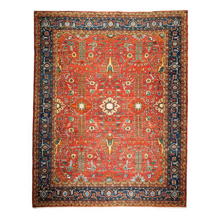 Rugs Home Decor 9 Ft 3 In X 11 Ft 9 In Multi Image