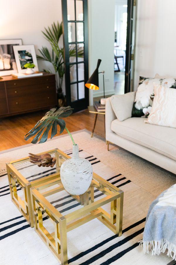 Decorist DesignOff Living Room Makeover Final Reveal with Interior Define Caitli...