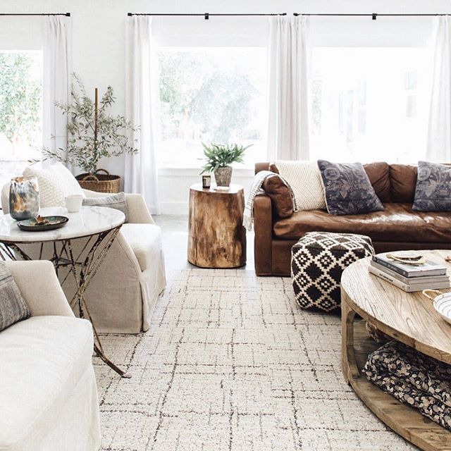 I've been searching for a large 12x12 square rug for our great room and finally ...