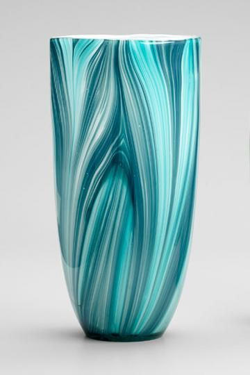 Vases Home Decor Turin Vase In The Most Beautiful Medly Of Aqua