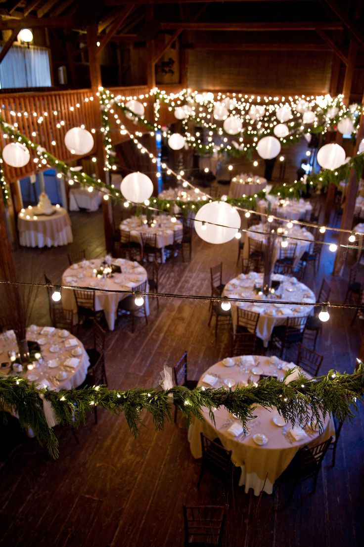 Wedding And Event Lighting Rustic Diy Barn Wedding Www