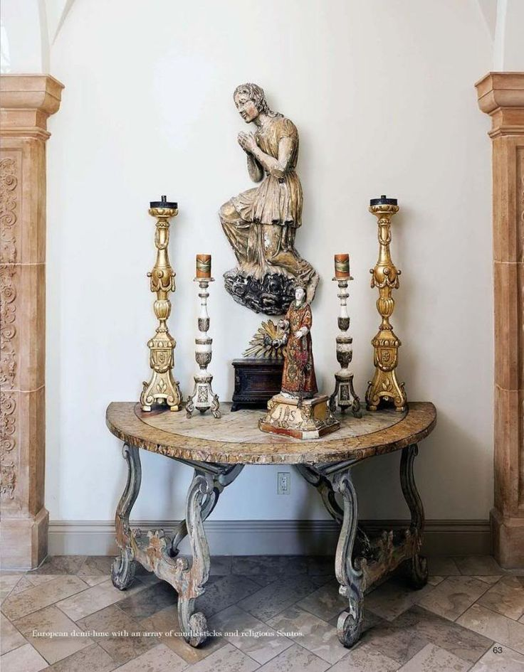 Relics sculpture motifs for the home decor for Decorative objects for home