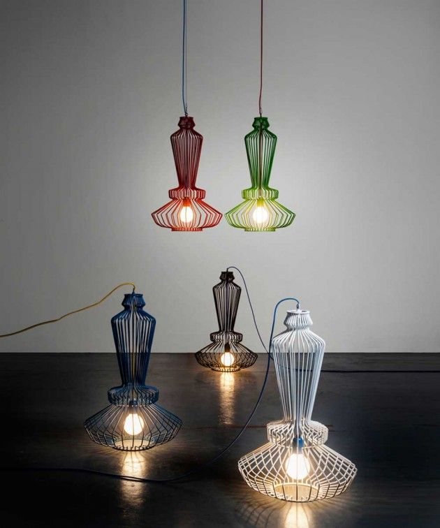 Decorative Objects For The Home: Lamps And Lighting– Home Decor : The Sketch Collection By