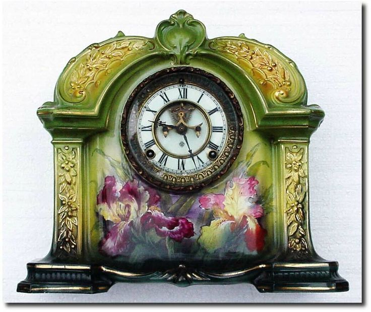 Antique clocks clock hourglass time antique china clock decor object your daily dose - Antique clock designs for your home ...