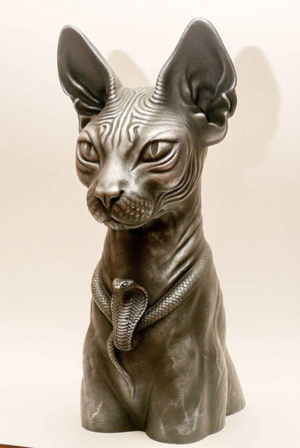 Best Cats Sculptures Options Bronze Casting Bronze