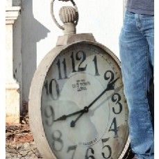 Industrial Collection - Old Town Wall Clock    $206.00 @ www.antiquefarmho...