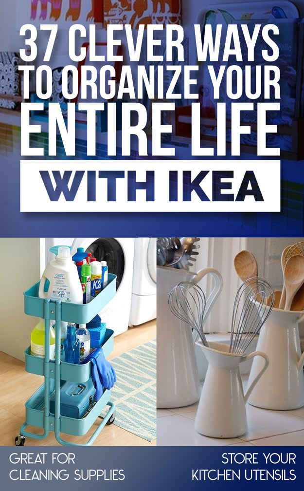 Decor hacks 37 cool tricks for repurposing ikea stuff to Cool household hacks