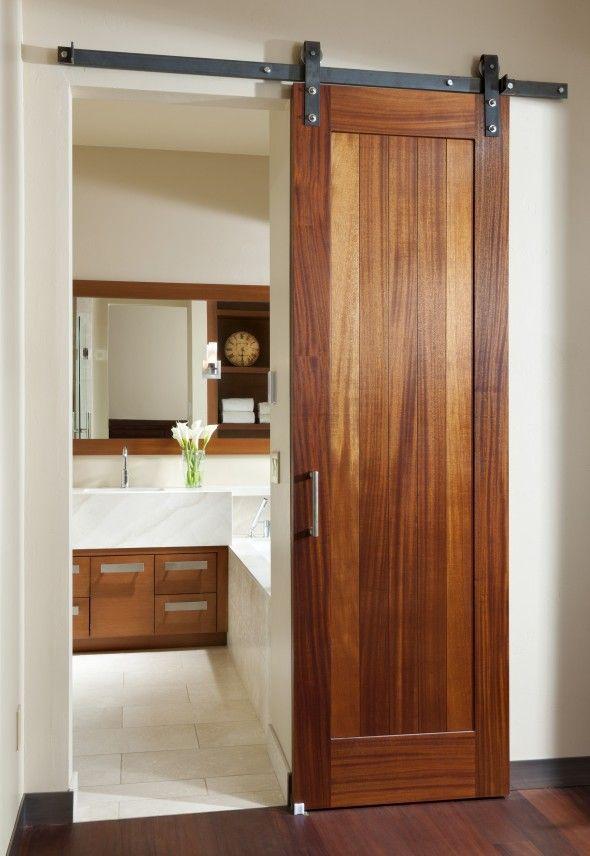 Great Sub For Pocket Door   Similar To Barn Door Brackets