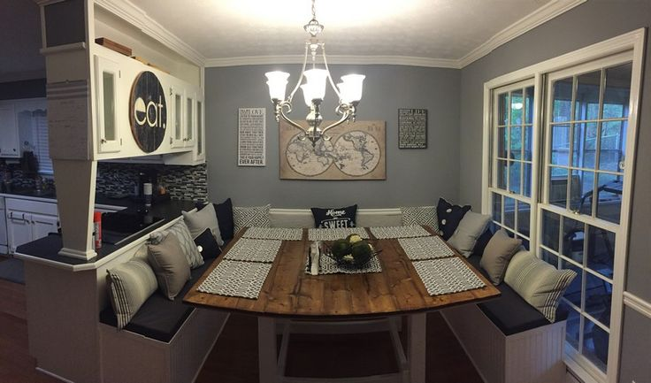 Man Tosses His Old Dining Table To Clear Room To Build THIS – Try Not To Be Je...