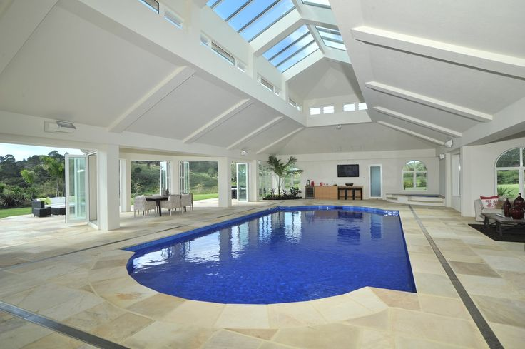 Indoor Swimming Pools By Mayfair