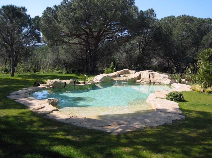 Decor U2013 Pools : Pool, Waterworld Natural Swimming Pool Designs ...