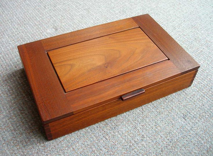 Wood box for Watch box ideas