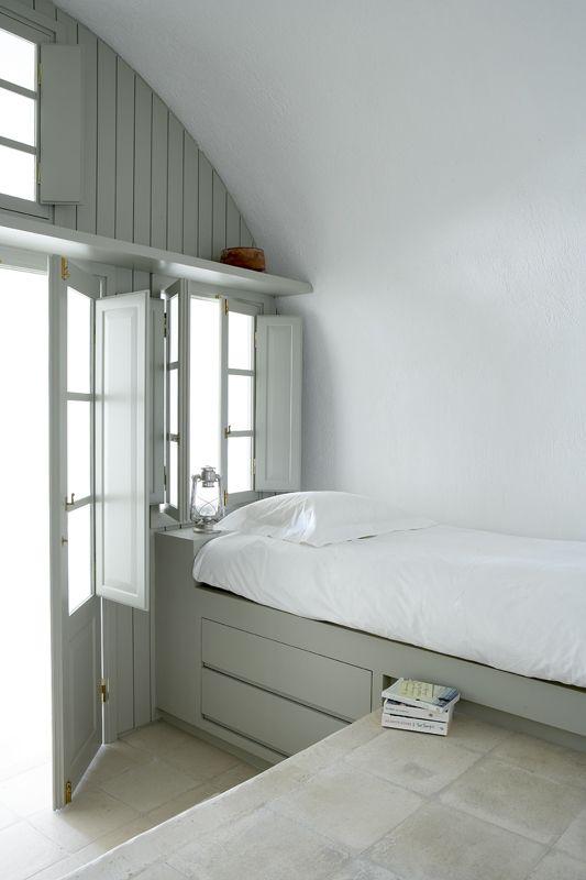 A Dreamy Villa in Santorini, Greece ♥ Страхотна вила на Сан...