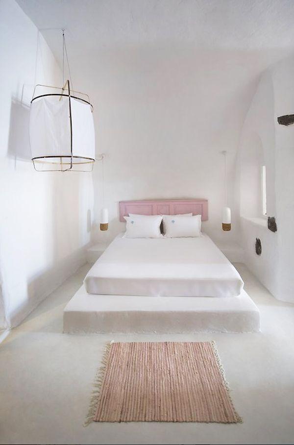 Bedroom Inspiration / White on White