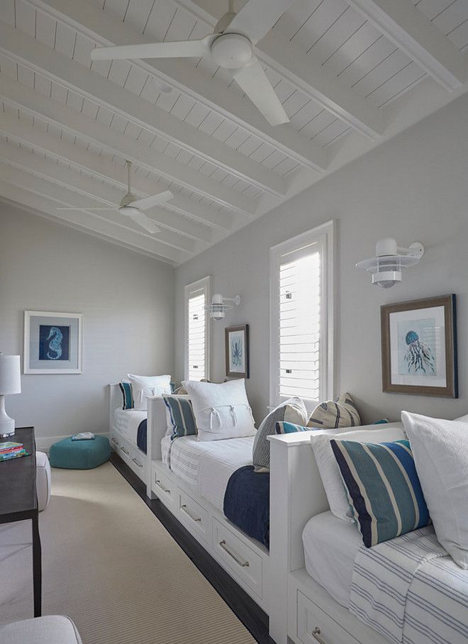 Furniture - Bedrooms : Florida Beach House with New Coastal ...