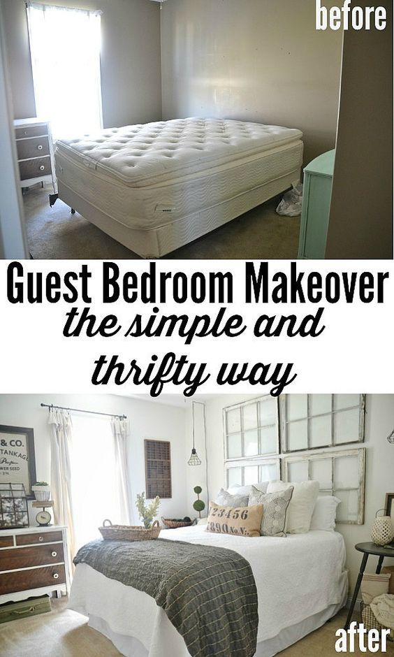 Guest Bedrooms On A Budget Home Design Ideas