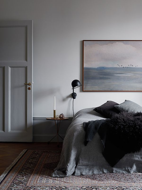 Furniture - Bedrooms : moody grey bedroom (reading) suggestion : the ...