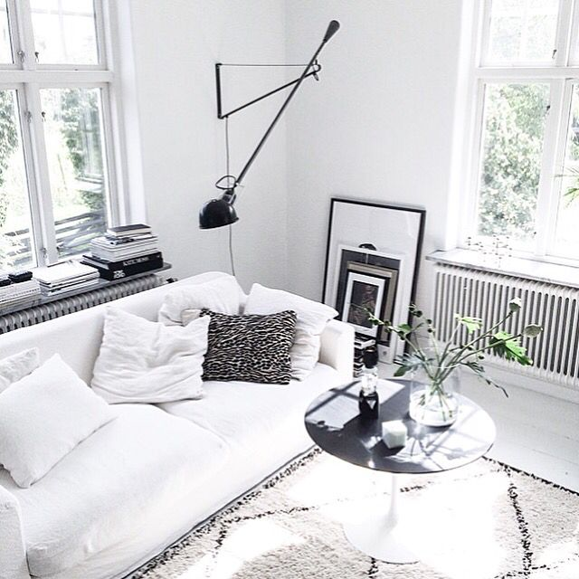 Furniture living room a sunny september day in my for Best home decor instagram