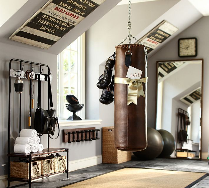 Home decorating diy projects the best looking home gym i ve ever