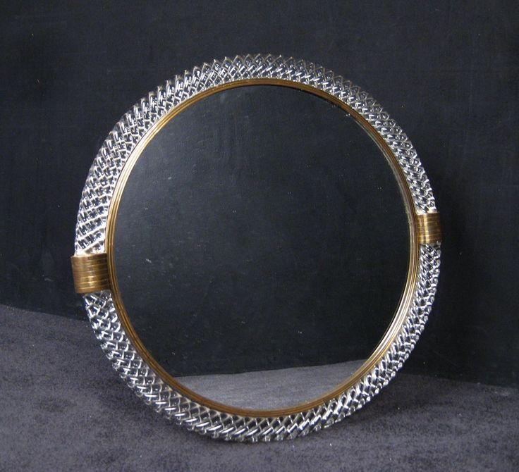 AreaNeo | Barovier & Toso | Ercol Barovier Murano wall mirror 1940-1950