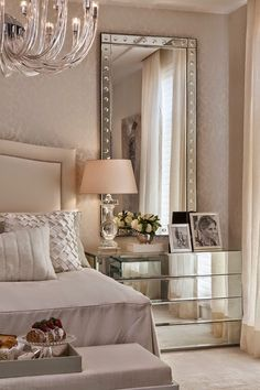 Have the most incredible and luxurious bedroom decoration with this inspiration!...