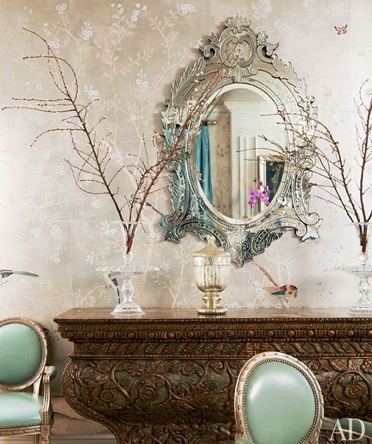 Decorative Objects For The Home: Mirrors – Home Decor : Pretty... - Decor Object