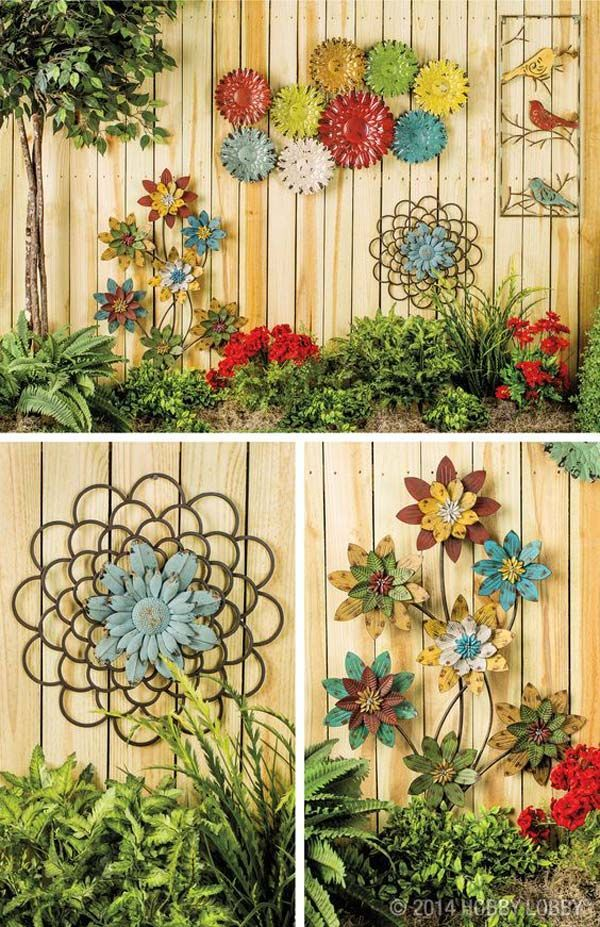 Outdoor Decorating/Gardening : Truly Easy and Low-budget DIY Garden ...