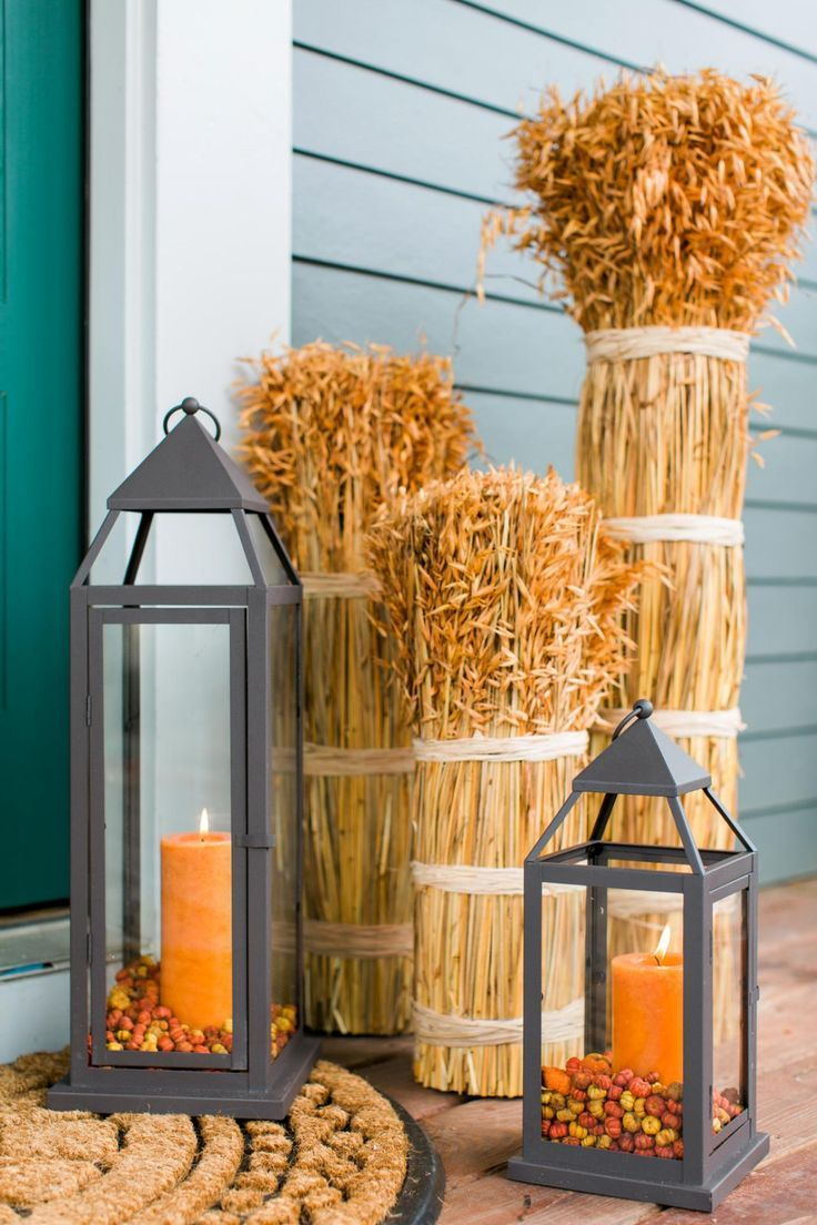 Warm Welcoming | 13 Fall Decorating Ideas That Last All Season Long | One Thing ...