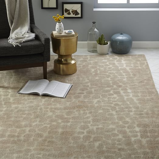 Rugs home decor python printed wool rug west elm for Decorative objects for home