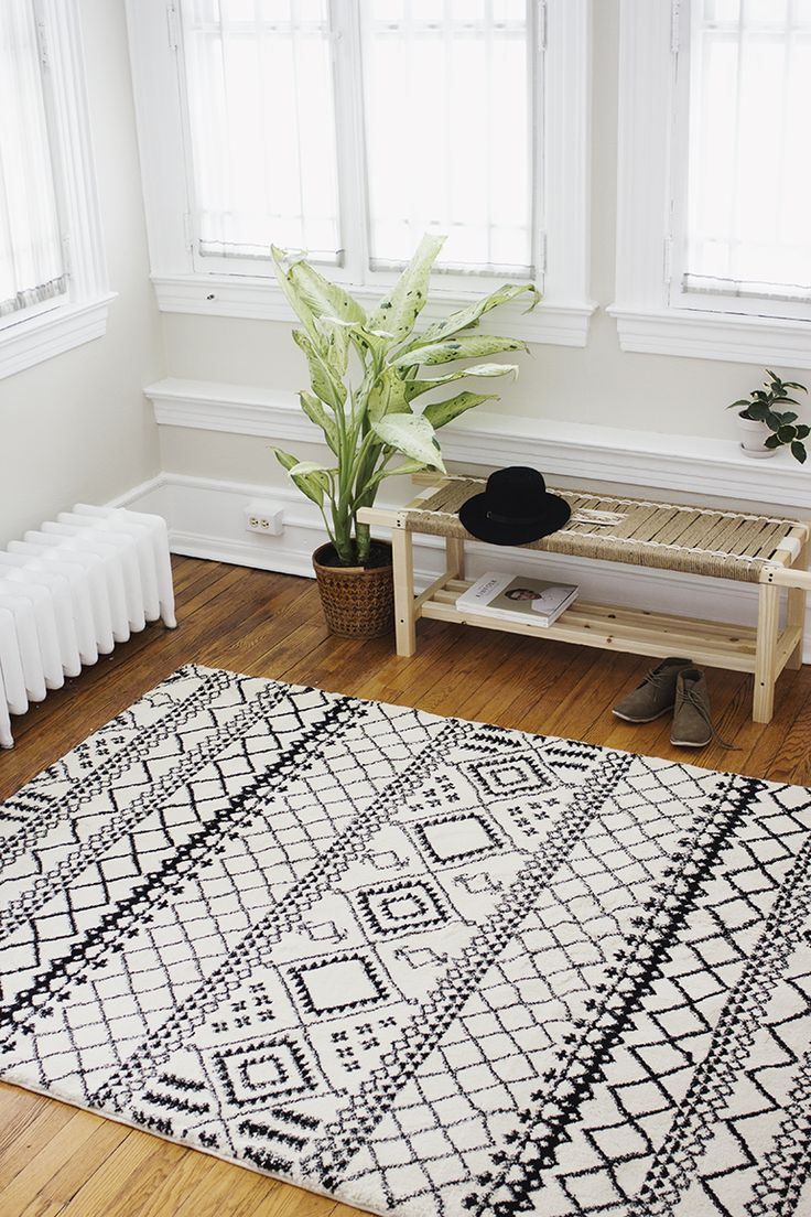 Rugs home decor target aztec rug as seen on the blog for Best home decor blogs 2017