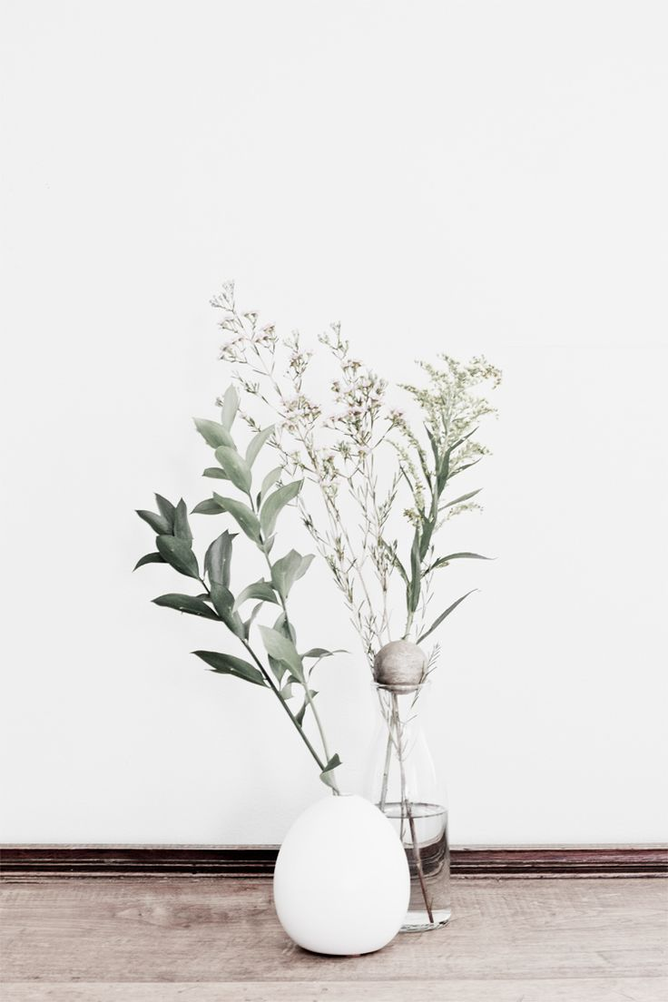 Vases home decor botanical collection decor for Decorative objects for home