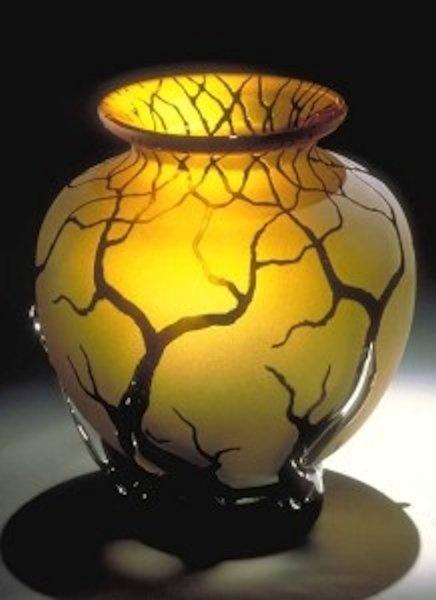 Glass Vase...