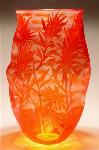 Mary Mullaney art glass