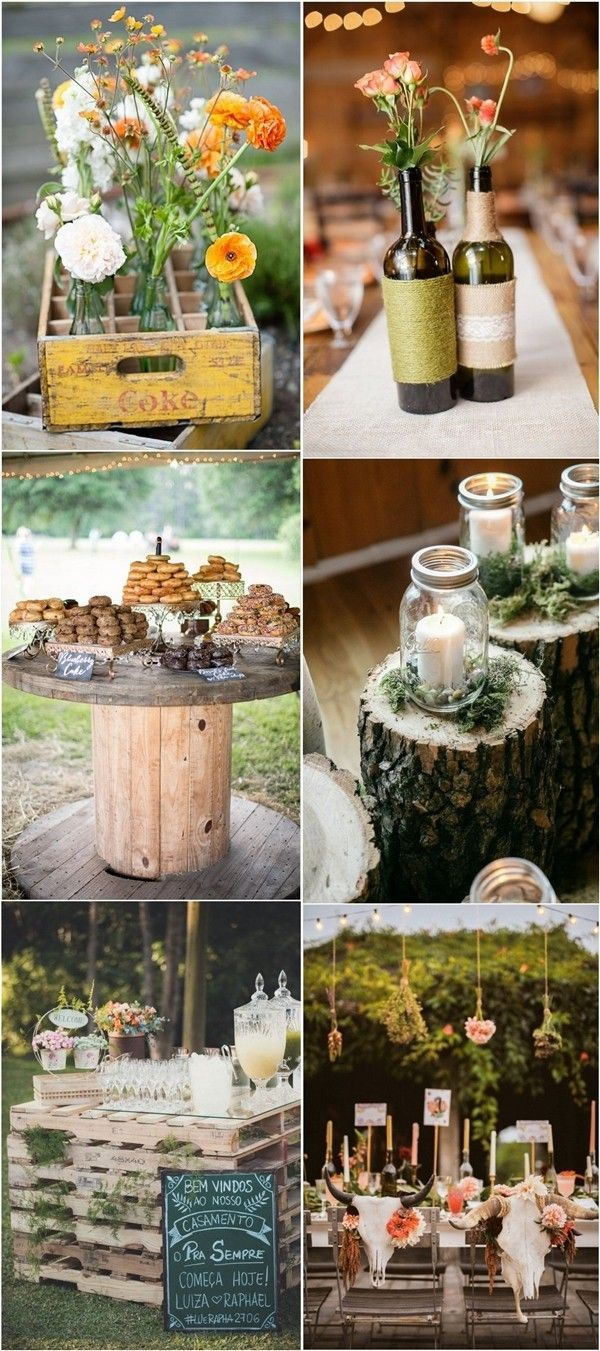 awesome country backyard wedding 11 best photos