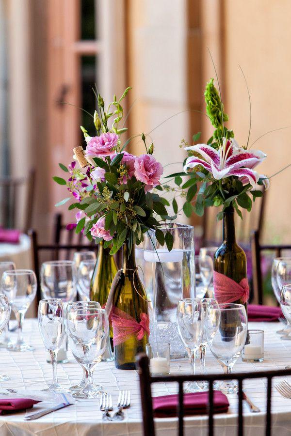 Elegant California Villa Wedding