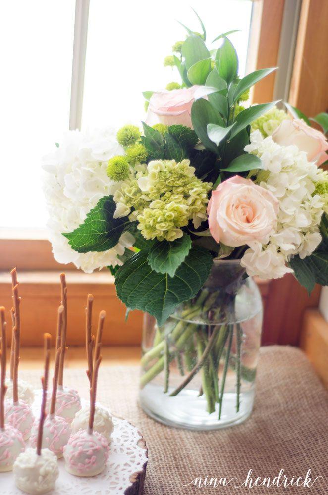 Wedding Decorative Bottles Sweet Simple Woodland Floral First