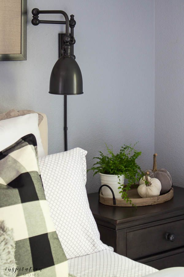 Home Decorating DIY Projects: Let\'s Talk Bedroom Wall Sconces ...