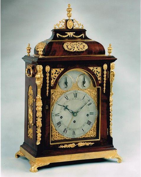 A musical bracket clock by John Taylor, London by JOHN TAYLOR OF LONDON - Raffet...