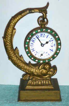 ~ Living a Beautiful Life ~ Antique Clock Details