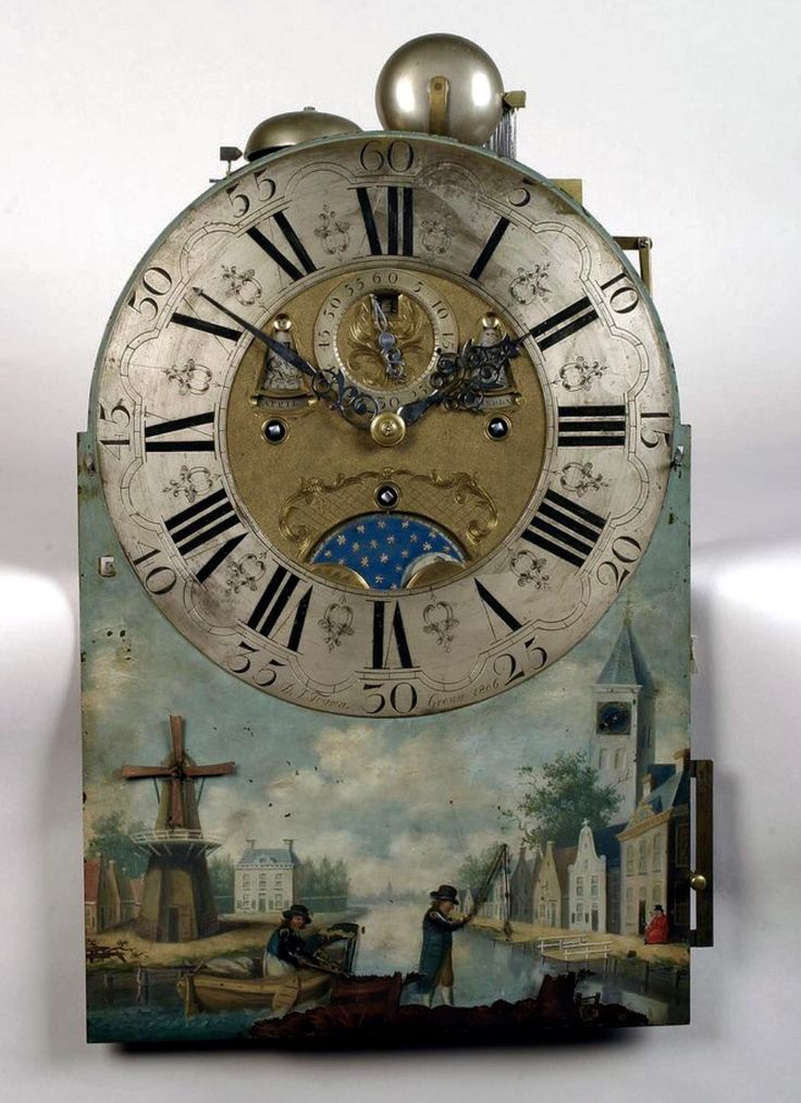 Clocks decor pretty antique clock decor object your daily dose of best home - Antique clock designs for your home ...