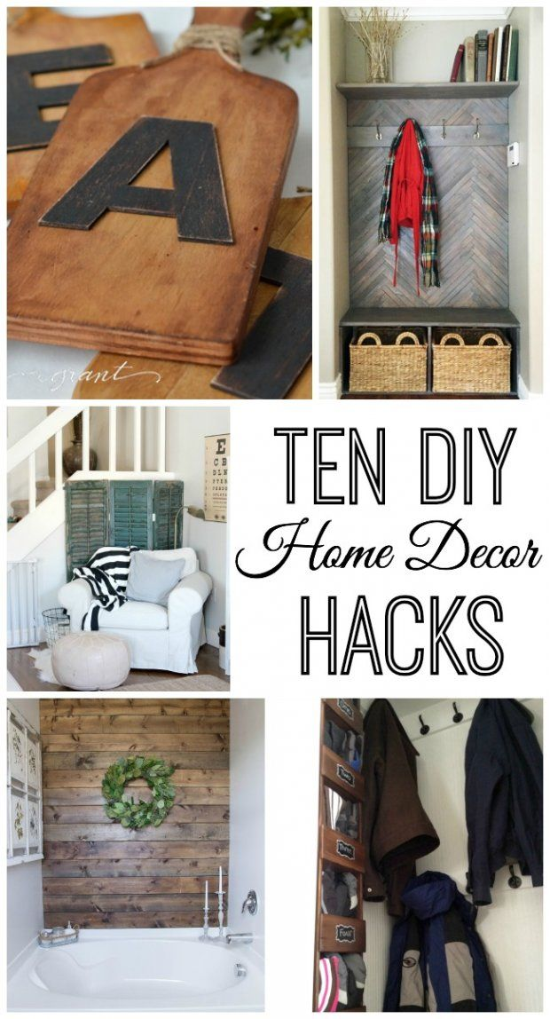 Decor Hacks 10 Do It Yourself Home Decor Hacks Decor Object Your Daily Dose Of Best