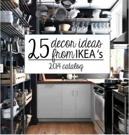 Decor Hacks 25 Cool Decorating Tricks From The Ikea 2014