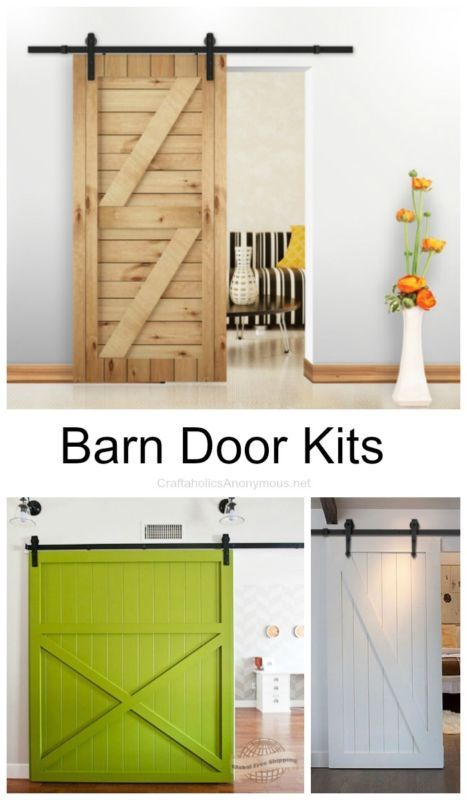 Trend Watch: Barn Doors
