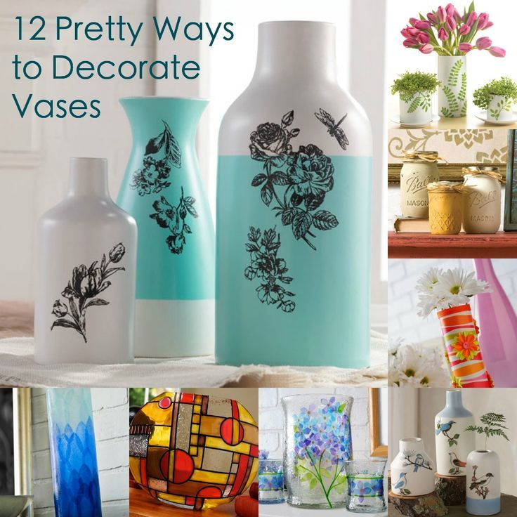 Decor hacks grab a vase from the dollar store and use for Home decor hacks