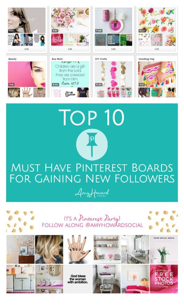 Decor Hacks Top 10 Must Have Pinterest Boards For Gaining New Followers Decor Object