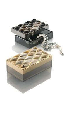 Decorative Boxes Instyle Beverly Hills Trending In Fashion Black Home D Cor Over 3