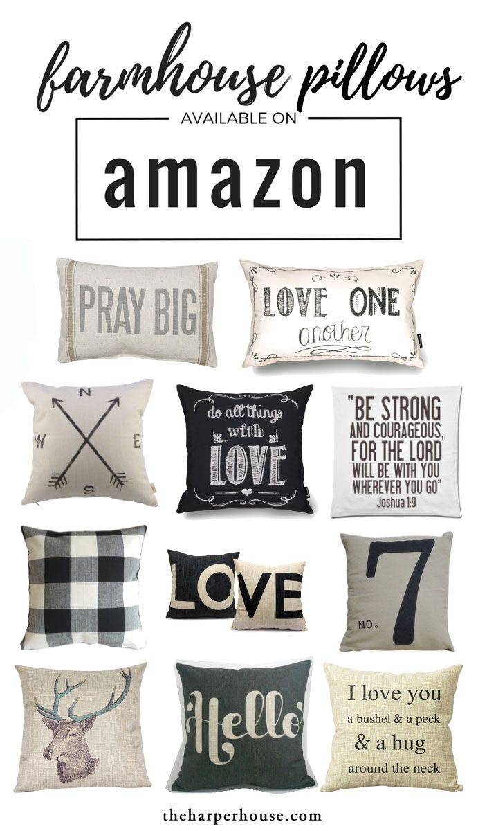 Home Decorating Diy Projects Most Of These Are Under 10 Bucks Affordable Farmhouse Pillows