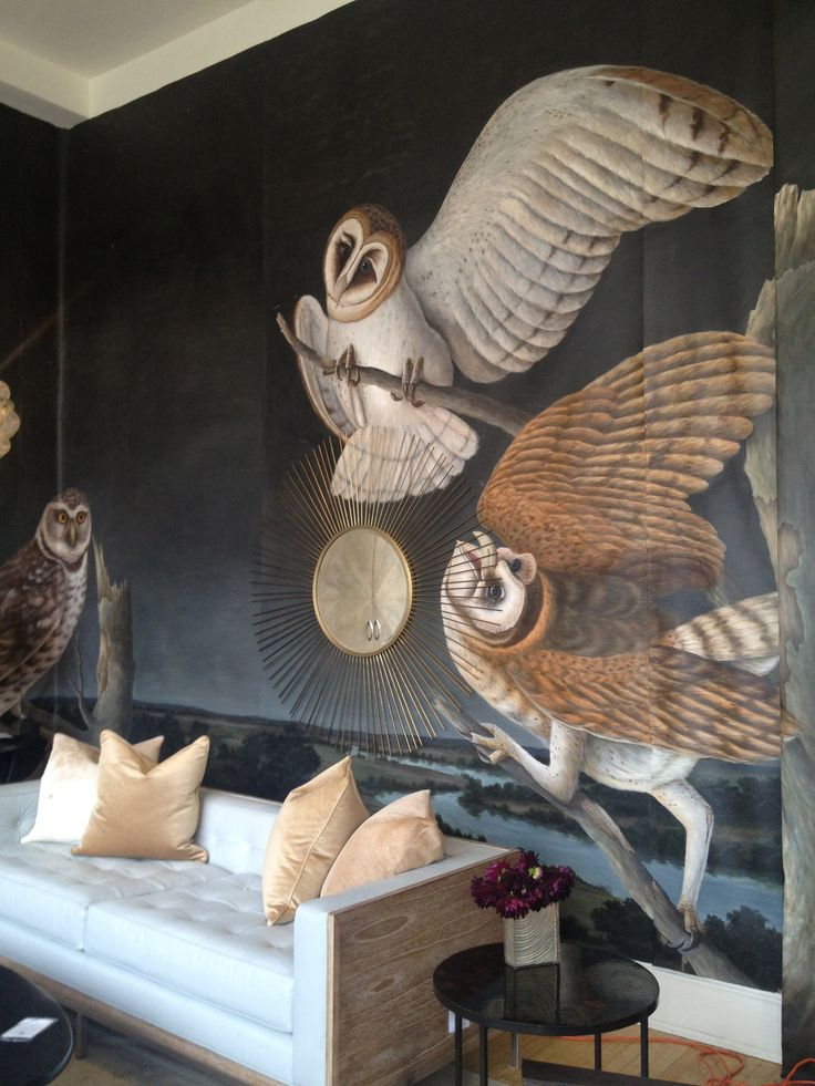 Home decorating diy projects owls on the walls for Owl decorations for the home