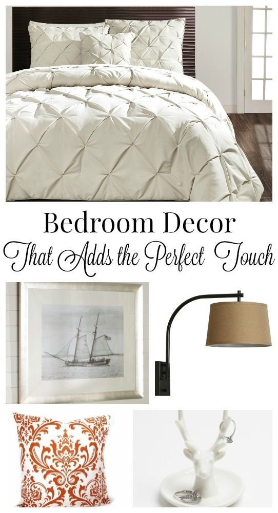 Home decorating diy projects the final touches of bedroom for The difference between interior design and home decor